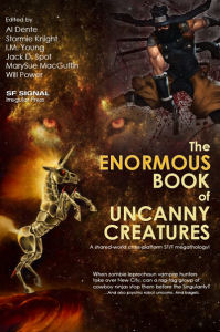 Enormous Book of Uncanny Creatures